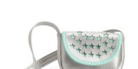 Starry Silver Purse