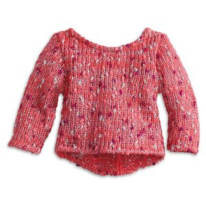 MixedKnitSweater