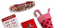 Chocolate Cherry Headband and Accessories