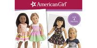American Girl Pattern 8192