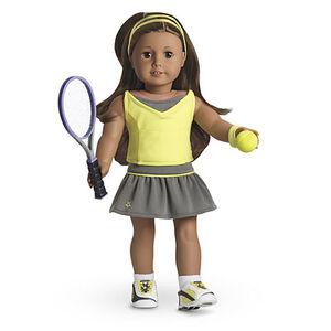 TennisSkirtSet