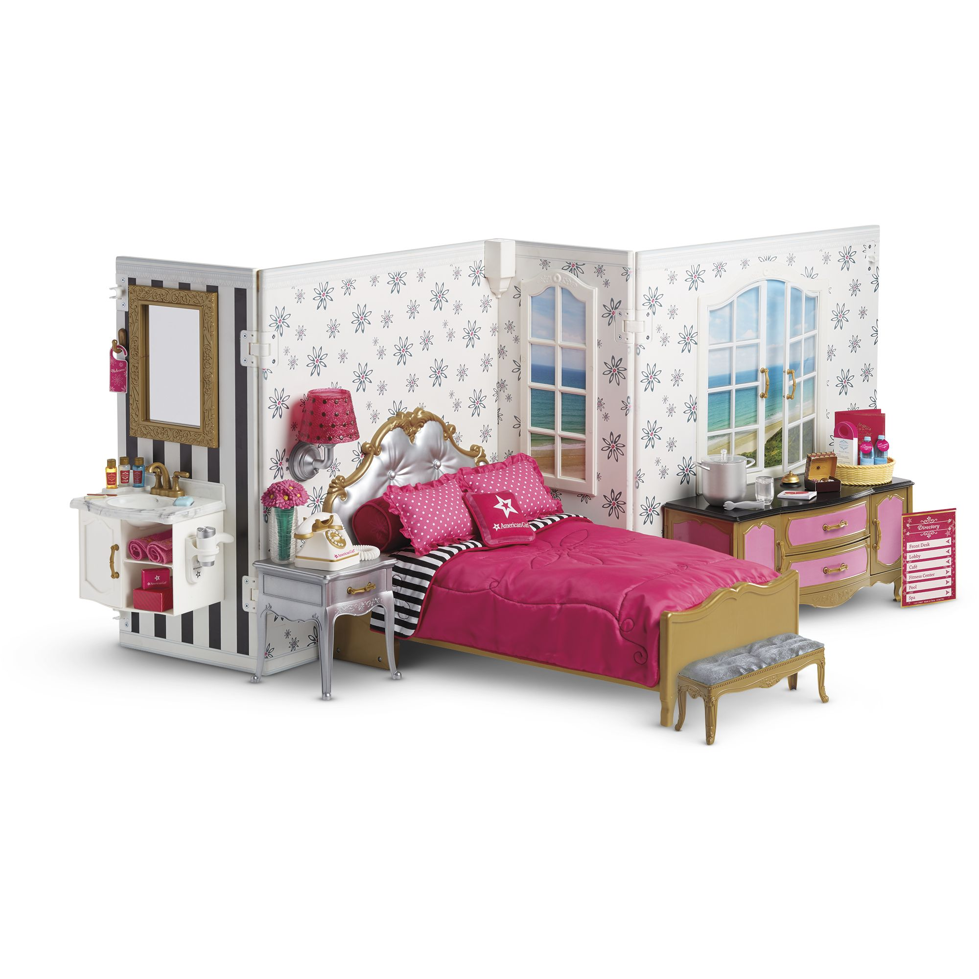 American Girl Bed Set
