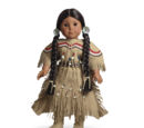 Adorned Deerskin Dress