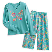 ButterflyGardenPJs girls