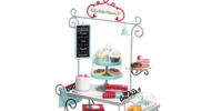 Grace's Pastry Cart