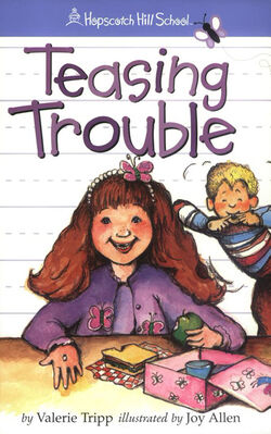 Teasing Trouble cover