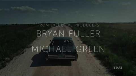 American Gods Teaser Trailer