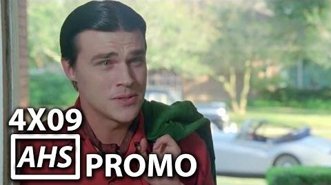 "American Horror Story Freak Show 4x09 Promo ""Tupperware Party Massacre"""