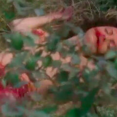 Elizabeth Shorts' mutilated body in Leimert Park.