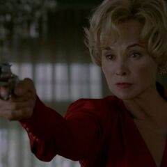 Constance, aiming at young Moira