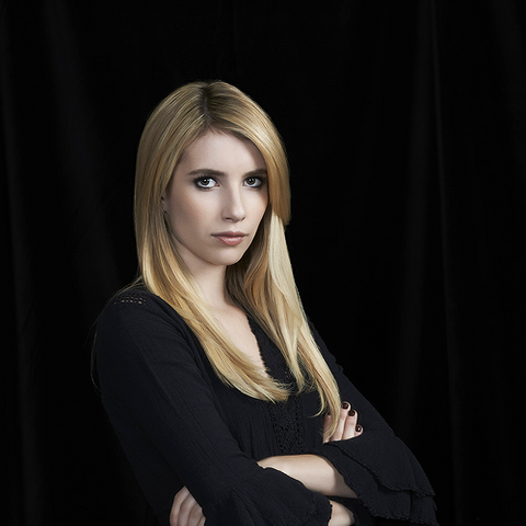 Emma Roberts in the role of <a href=