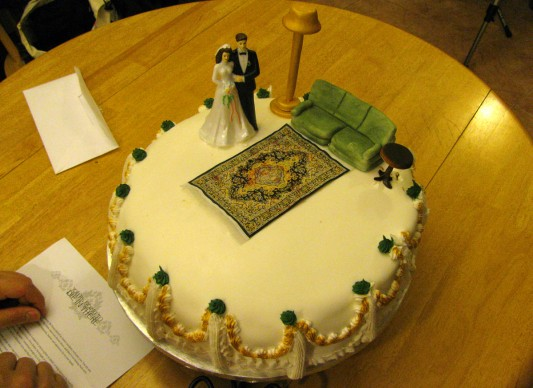 Cultural Wedding Cake References