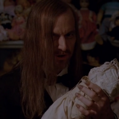 Spalding and his new doll