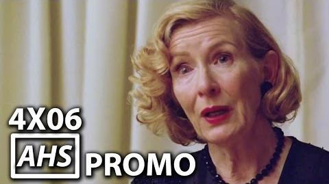 "American Horror Story Freak Show 4x06 Promo ""Bullseye"""