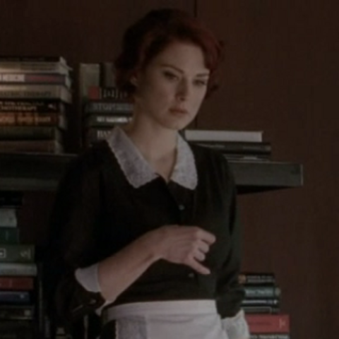 Alexandra Breckenridge in the role of young <a href=