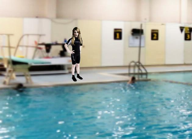 File:Madison Montgomery wearing a wetsuit at the swimming pool.jpg