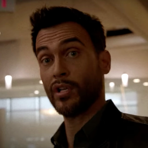 Cheyenne Jackson in the role of <a href=