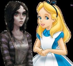 Alice comparison
