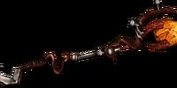 Jabberwock's Eye Staff