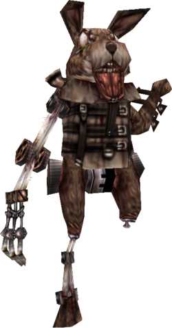 AMA March Hare Render