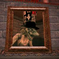 Mad Hatter portrait