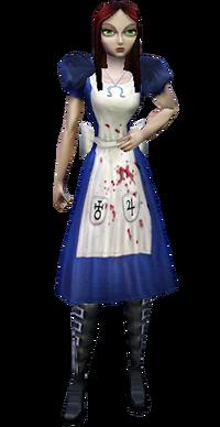 Alice AMA render
