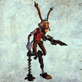 March Hare render