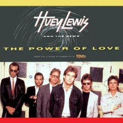 Huey Lewis & The News The Power Of Love cover