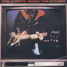 Dire Straits Money For Nothing cover