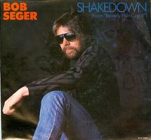 Bob Seger Shakedown cover