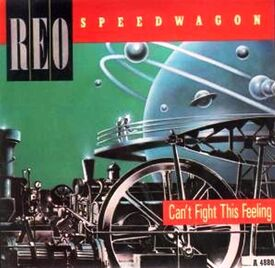 REO Speedwagon Can't Fight This Feeling cover