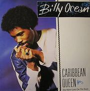 Billy Ocean Caribbean Queen cover