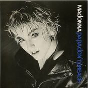Madonna Papa Don't Preach cover