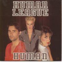 Human League Human cover