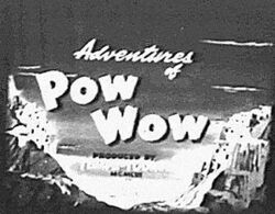 PowWow opening screen