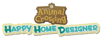Animal Crossing Happy Home Designer logo