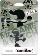Mr. Game & Watch Package
