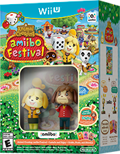 Animal Crossing Amiibo Festival Bundle