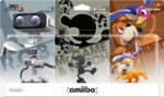 ROB Mr Game & Watch Duck Hunt package
