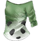 Camisa Panda Natureza