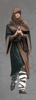 Mage robes