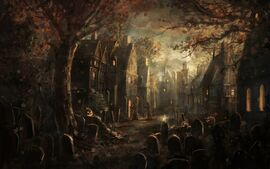 Dark-elf colonies