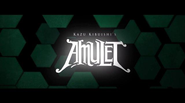 Amulet Book Trailer