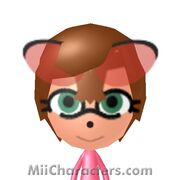 1 Mii Amy Rose