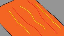 Lava zoom in