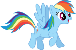 Rainbow dash 7 by xpesifeindx-d5a15so