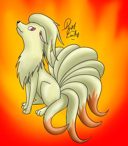 File:Ninetales by debadgerter-d5t59or.png