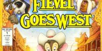 An American Tail: Fievel Goes West (Comic Book)