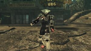 Cybrid technology anarchy reigns gameplay