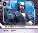 Jeeves Model Bioroids